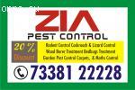 Pest Control Service Flat 40% Discount   73381 22228   Cockr