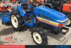 ISEKI japán kistraktor