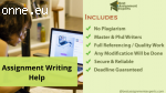 Best Quality Assignment Writing Help |World No. 1 Assignment