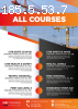 CONSTRUCTION COURSES-CSCS-SSSTS-SMSTS-TRAFFIC MARSHAL-FIRST