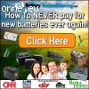 Battery Reconditioning course is the easy to follow, step-by
