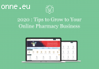 3 Tips to Grow to Your Online Pharmacy Business