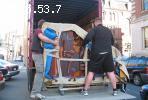 Преместване на пиана, рояли, сейфове с товарен превоз